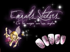 Emnails stickers